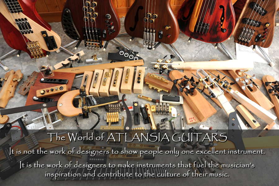 Atlansia Guitars